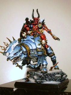 Dims - Interview with Pascal Rooze, miniature painter from the Netherlands.