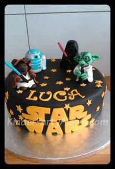 Star Wars Kindergeburtstag Luca mit Truppe :)