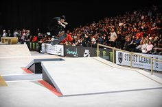 (DGIwire) – October 4 was a momentous day in the world of professional skateboarding. At Chicago's UIC Pavilion Center, two Brazilians, Kelvin Hoefler and Leticia Bufoni, took home top honors at the 2015 Street League Skateboarding (SLS) Nike SB Super Crown World Championship—the official street skateboarding world championship as recognized by the International Skateboarding Federation. …