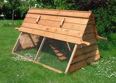 images of backyard farms | Chicken Ark | Backyard Farm