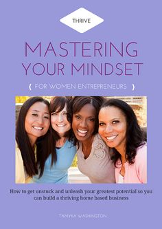 In my ebook, Mastering Your Mindset, I talk about the steps I took to get past personal fears and setbacks, and how making certain changes allowed me to get unstuck, and unleash my greatest potential.  Listen, if you know in your heart you are called to be more, and do more...but something is keeping you where you are, you need to grab a copy of my ebook.  It's only $7 and I promise you, it will open your minds eye to what you can do to release your limits, and live full out in 2016!