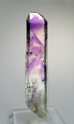 "Quartz (Amethyst) ""phantom"""