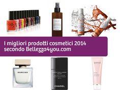 Buon anno 2015 a tutte voi! Come per l'anno scorso, anche quest'anno è ora di tirare le fila delle recensioni fatte durante il 2014. Ecco i migliori prodotti cosmetici secondo me...
