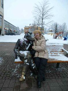 Йоэнсуу Финляндия - путешествие Людмилы Морошкиной Winter Jackets, City, Winter Coats, Winter Vest Outfits, Cities