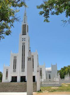 maputo, catedral**cathédrale Notre-Dame-de-l'Immaculée-Conception de Maputo. Adresse : R. Mun. Este, Maputo, Mozambique