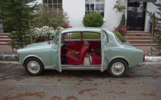 1959 Lancia Appia  Automateworld.tumblr.com