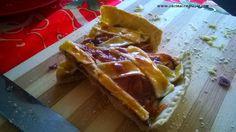 Crostata salata di cipolle rosse http://www.cucinacongrazia.com/2016/01/secondi/crostata-salata-di-cipolle-rosse/ | Cucina con Grazia