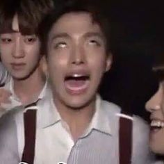 You know youve dug deep enough in a fandom when you come across the memes K Meme, Kpop Memes, Seungkwan, Wonwoo, Meme Faces, Funny Faces, K Pop, Memes Chinos, Live Meme