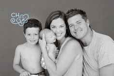 Great picture of Jamie Deen and his adorable family. They are so beautiful and I know Paula must be so proud.