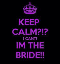 Wedding quote for bride