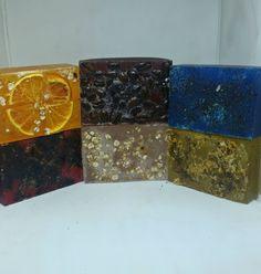Cinnamon scented soap bar by Heaven Senses. by HeavenSenses on Etsy