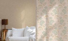 Tapet vinil gri argintiu floral PC 3102 Grand Deco Persian Chic-2 Persian, Curtains, Flooring, Floral, Home Decor, Christians, Blinds, Decoration Home, Room Decor
