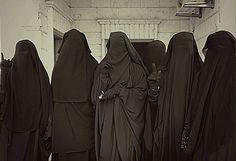 Image de niqab black