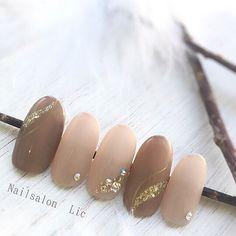 Almond nude
