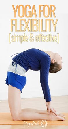 Increase your flexibility safely and effectively in just 30 minutes/a day. Stretches For Flexibility, Body Stretches, Stretching, Yoga Inversions, Yoga Sequences, Yoga Poses, Home Yoga Practice, Sports