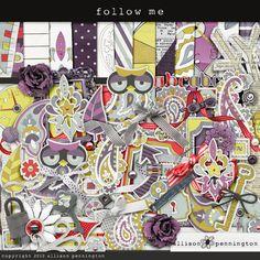 Follow Me by Allison Pennington, 50% off 8/7/12