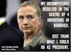 Hillary Clinton as next President really??.... Heaven help us . . .NOOOOO