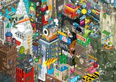 eBoy - New York