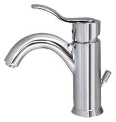 Galleryhaus Single Hole Bathroom Faucet with Single Handle