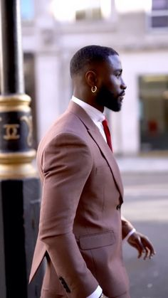Formal Dress For Black Man, Sharp Dressed Man, Well Dressed Men, Hot Men, Hot Guys, Nice Suits, Black Suit Men, Casual Outfits, Men Casual