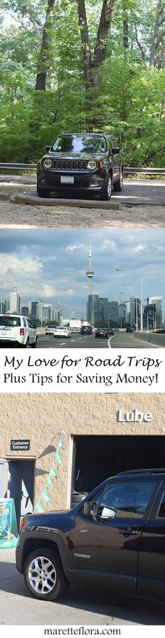 #AD: Love for the Road   Saving Money on Trips: Sharing why I love car trips so much, plus how to spend less before and during your trip with Quaker State and Walmart's Auto Care Center. #CambialoConQS
