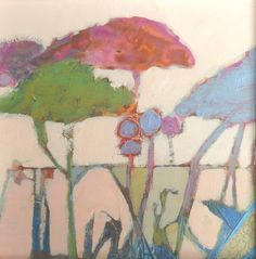 Little Landscape 8....judy thorley-wonderful, beautiful.