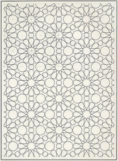 Pattern Drawing, Pattern Art, Pattern Design, Islamic Art Pattern, Arabic Pattern, Mandala Motif, Art Arabe, Arabic Calligraphy Design, Geometric Art