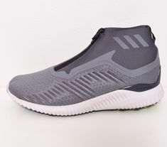 be76a61f5 Adidas Alphabounce Zip Men s Training Running Shoes Size 12 BW1385 New Mint  Size 12