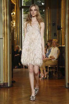Alberta Ferretti Fall/ Winter 2016 Couture Collection.
