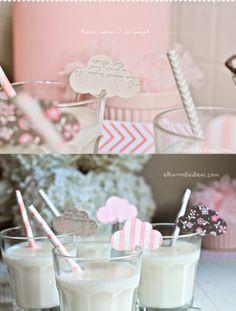 Marcavasos de papel, ideón para reconocer tu vaso en las fiestas!