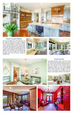 High End Real Estate Brochure