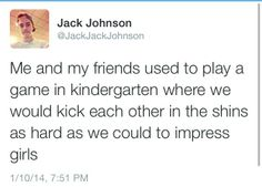 jack's tweets are my favorite Day 11 of 28 #magconphotochallenge
