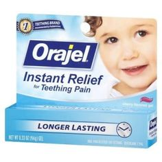 Safe and effective, Baby Orajel Teething Pain Medicine provides immediate relief for your baby's sore, aching gums and teeth. The fast-acting gel soothes oral pain in a great-tasting cherry flavor. Plucking Perfect Eyebrows, Tweezing Eyebrows, Plucking Eyebrows, Teething Gel, Baby Teething, Teething Remedies, Flu Remedies, Natural Remedies, Teething Pain Relief