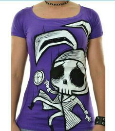 Creepy rabit shirt