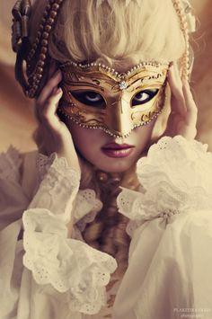 Masquerade Ball. <3