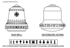 Did Hitler's 'Nazi Bell' secret technology find a way of defying gravity? Ancient Egyptian Art, Ancient Aliens, Ancient Greece, Roswell Incident, Lie Detector Test, Unidentified Flying Object, Defying Gravity, Star System, State Of Michigan