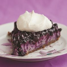 This big fella is baking right now. Blueberry bliss cheesecake from Vegan Pie in the Sky.