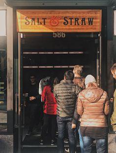 Salt & Straw • San Francisco, CA
