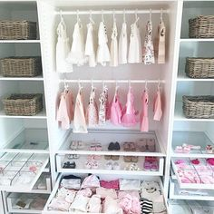 """364 Likes, 19 Comments - Project Junior (@projectjunior) on Instagram: """"When you covet a 3-year old's closet ! Total closet goals from @interior_juliana """""""