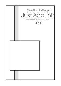Just Add Ink #380 |