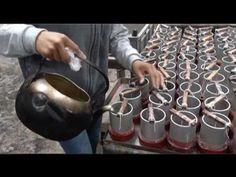 """Reportaje """"Así se hace"""" las velas- Café TV - YouTube"""