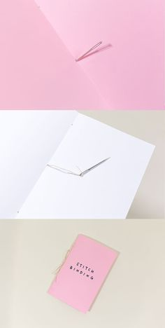 On the Parabo Blog, three ways to DIY a Zine! Learn a new binding technique and get crafty.