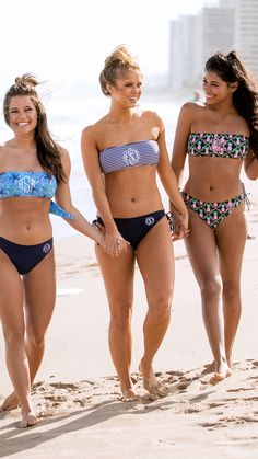 Bandeau Tops are perfect for the beach or pool! #summerstyle  #marleylilly