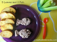Loaves and Fishes Snack
