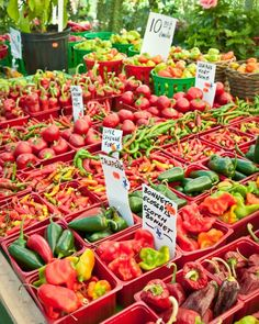 Boston Haymarket an amazing outdoor food market with great prices
