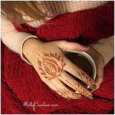 henna, tattoo, henna