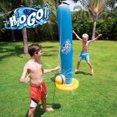 Fun, Durable, Colorful, Inflatabe Swimming Pool Floats and Games Tether Ball for Kids/Toddlers Summer Fun For Kids, Fun Games For Kids, Kids Party Games, Outdoor Games, Outdoor Fun, Backyard Games, Outdoor Stuff, Outdoor Activities, Water Party