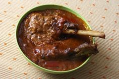 #recette du cari d'agneau Punjabi, recette indienne !
