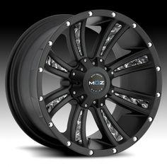 Matte Black Off-Road Wheels for Trucks Jeep Rims, Jeep Wheels, Off Road Wheels, Truck Wheels, Truck Rims And Tires, Rims For Cars, Wheels And Tires, Can Am Spyder, Mazda6