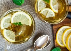 Don't miss these tips to burn more fat with green tea and lemon.